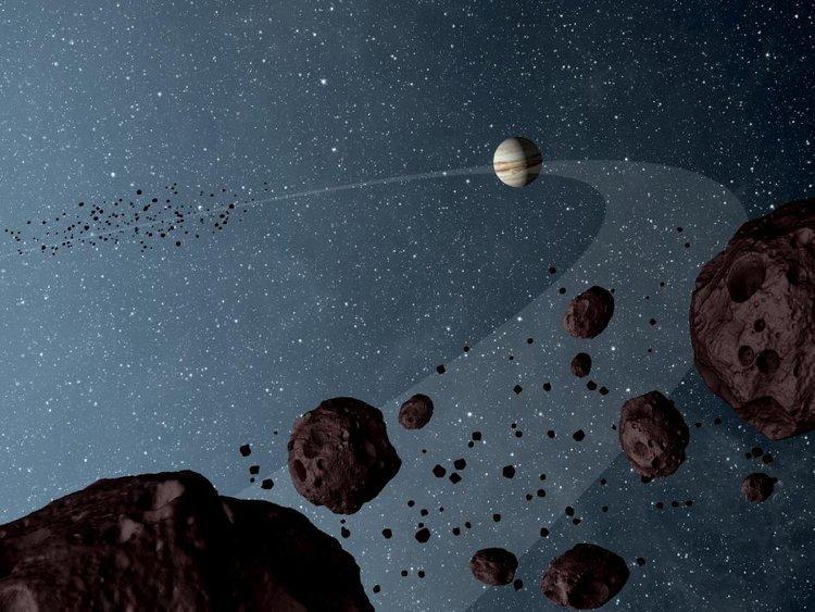 """La amenaza para la Tierra de los centauros mortales: """"Los cráteres podrían tener cientos de kilómetros de diámetro"""""""