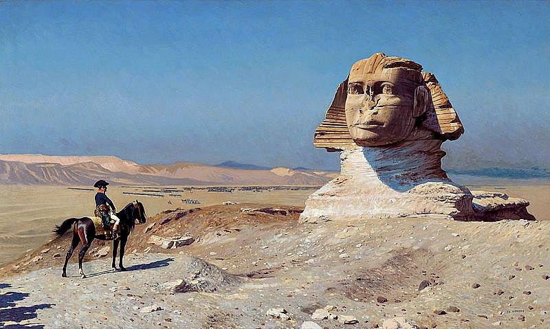 La Gran Esfinge, ¿vestigio de la Atlántida?