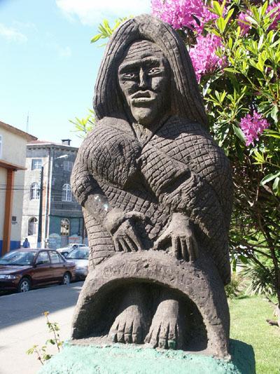 La leyenda chilena de la fiura