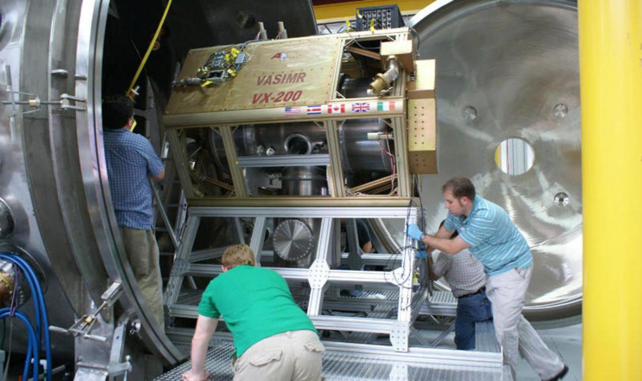 La NASA creará una nave (con motor de plasma) que llegará a Marte en 39 días