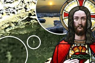 LA PROFECIA BIBLICA DEL FIN DE LOS DIAS SE HACE REALIDAD COMO LOS PECES NADAN EN EL MAR MUERTO