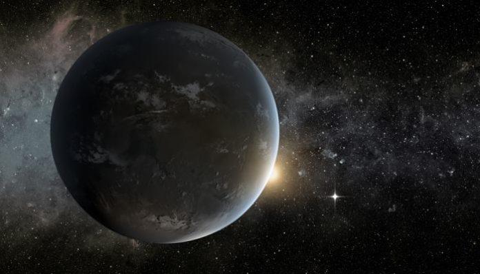 Localizan Planeta extrasolar con abundancia de agua en su entorno