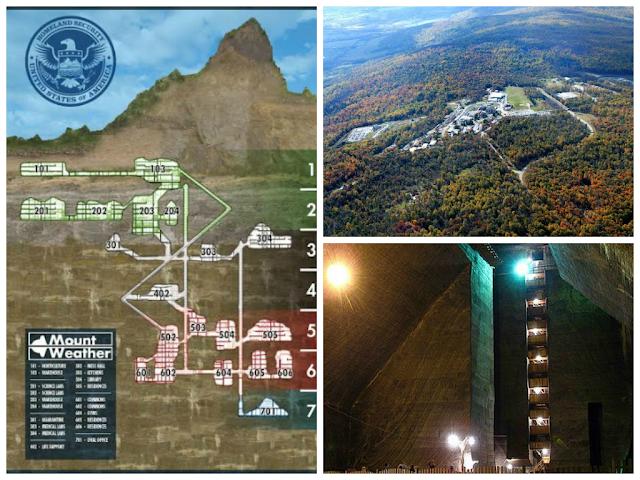 Mount Weather: El Búnker Secreto de La Elite
