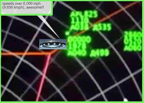 """OVNI en Rusia """"vuelve loco al radar"""", a una velocidad de ; 9.656 km/h"""