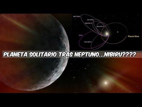 Planeta solitario acechando tras Neptuno —¿Nibiru?