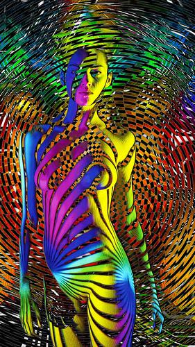 Prueba de que el cuerpo humano es una proyección de la conciencia