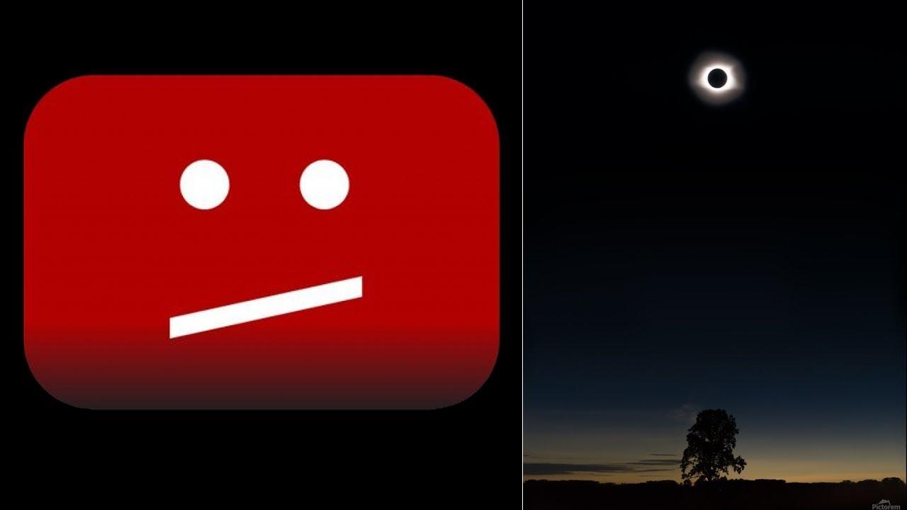 RAZÓN REAL de la caída de Youtube – ALGO CRUZÓ LA LUNA