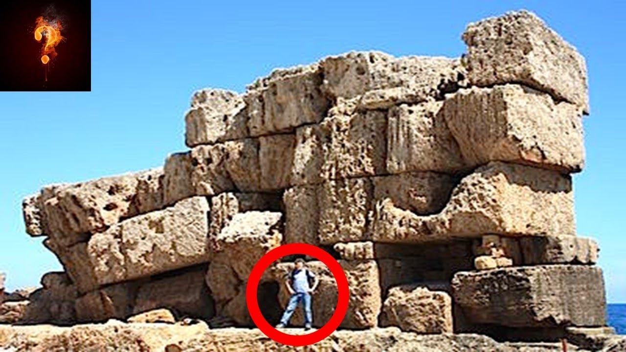 Restos de una civilización anterior al diluvio en el Mediterráneo y que podría probar la existencia del arca de Noe