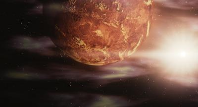 Sonda automática ruso-estadounidense buscará vida en la atmósfera de Venus
