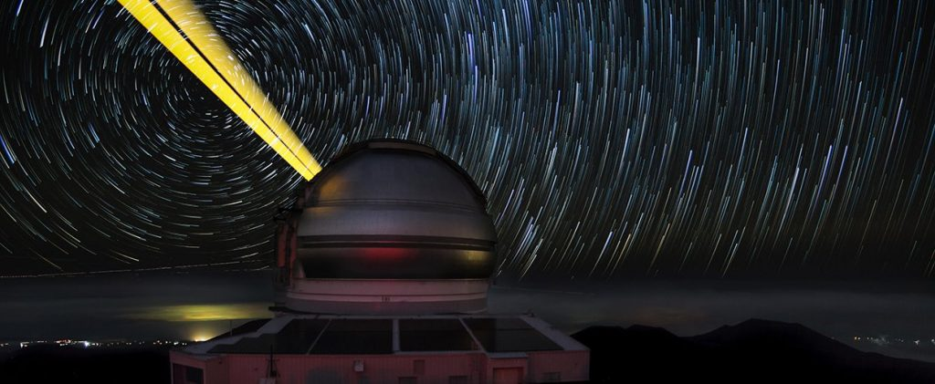 The Alien Observatory: