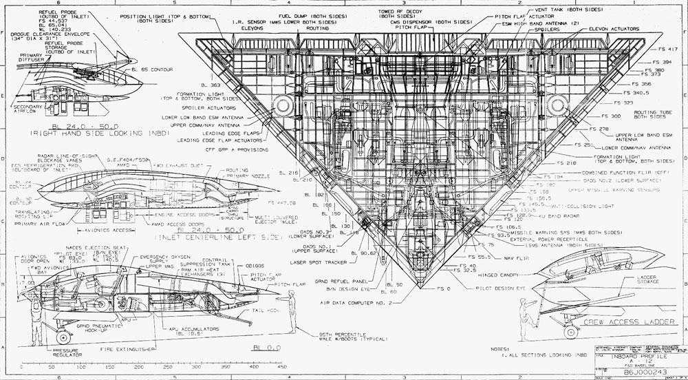 TR-3B nombre en clave: ASTRA – ¿Del mito a la realidad?