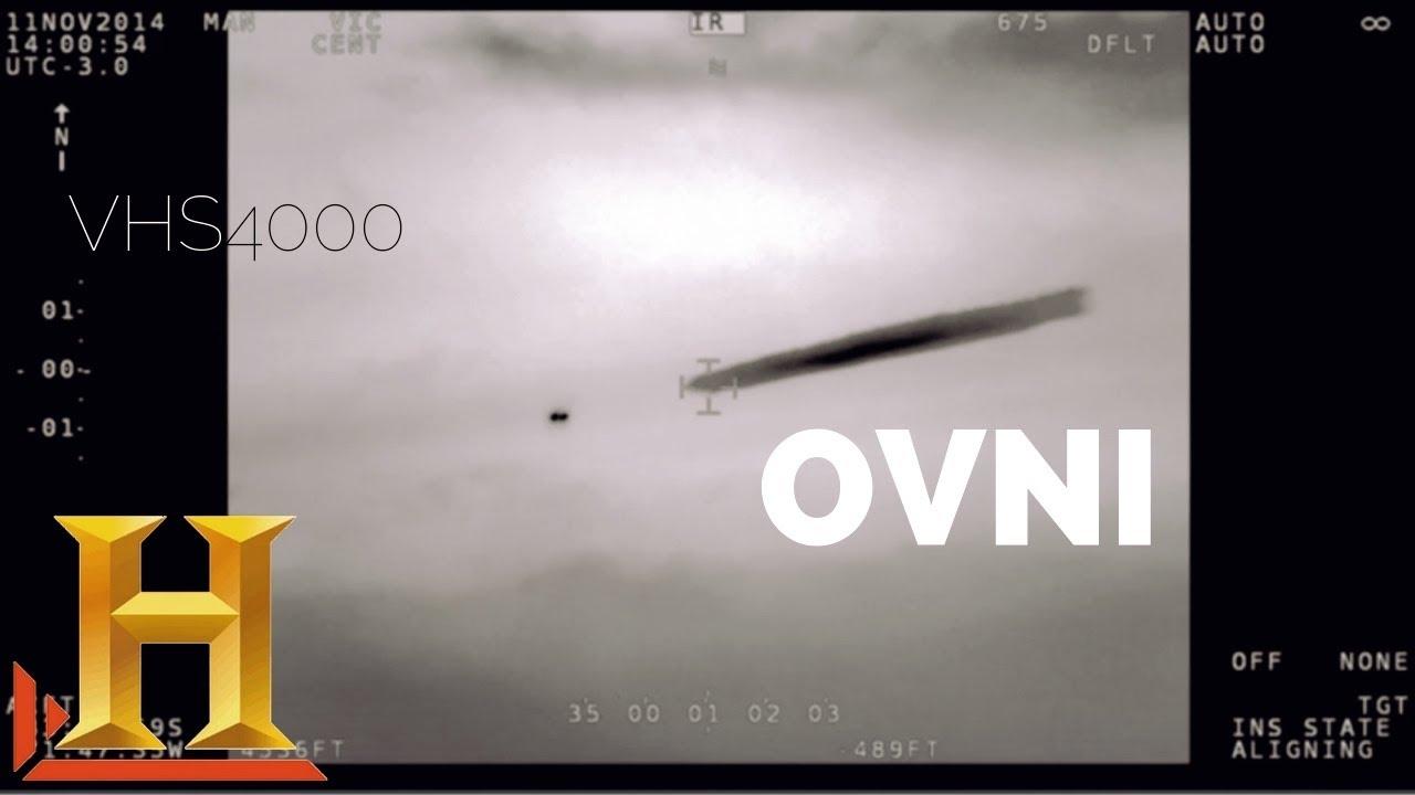 UFO – OVNI, objeto volador no identificado, puntos calientes, documental en Español, Canal Historia.