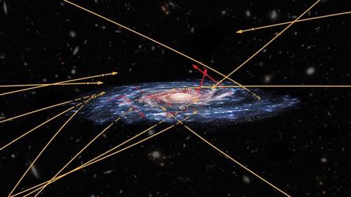 Primeras estrellas en la Vía Láctea que pueden venir de otra galaxia