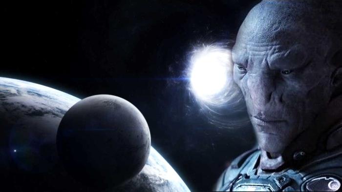 """La ALIANZA, un testigo habla: """"Los extraterrestres me han traído a su planeta.Tienen tecnología orgánica avanzada """"."""