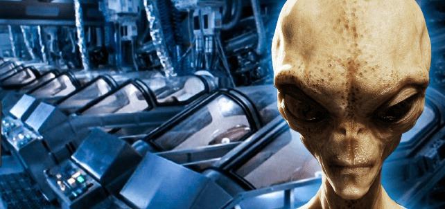 Falta poco: Los extraterrestres están aguardando para regresar a la Tierra