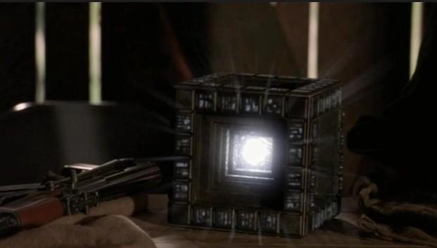 El cubo de Orión, un dispositivo STARGATE de origen extraterrestre escondido de los Estados Unidos