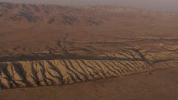 El Curiosity Mars no se encuentra en Marte, sino en el desierto de Mojave (Nevada)