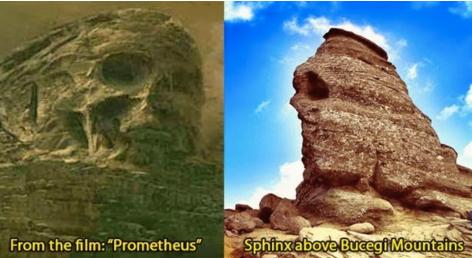 El gran misterio de los Montes Bucegi en Rumania