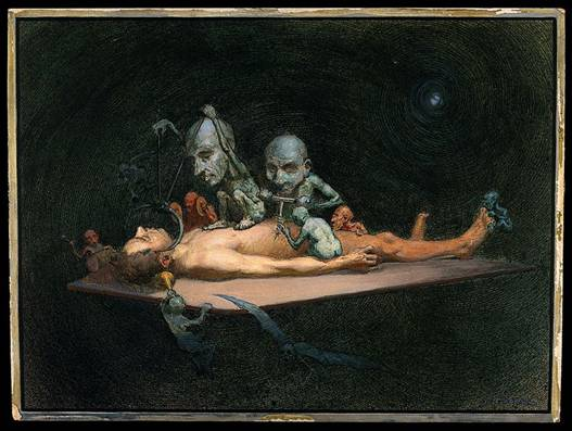 El Pseudomonarchia Daemonum,la falsa jerarquía de los demonios