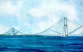 El puente del Estrecho