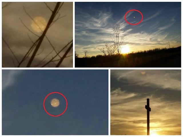 Fotógrafa Capta Misterioso Cuerpo Celeste en Greenville EE.UU. ¿Nibiru?