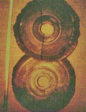 Las piedras Dropa vestigios de una antigua civilizacion