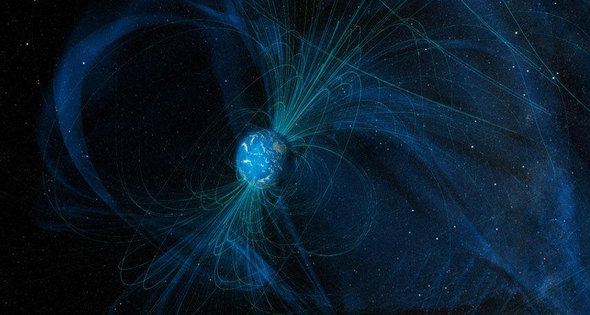 Metales extraños pueden ayudar a descubrir misterios de cómo se forma el campo magnético de la Tierra