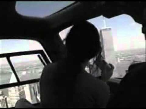 O.V.N.I en las Torres Gemelas