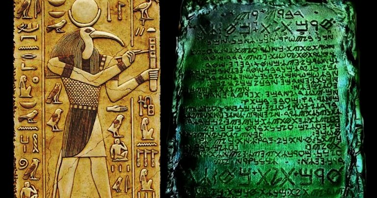 Thoth el Atlante y sus libros perdidos