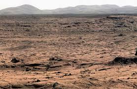 En la superficie de Marte encontramos rastros de tres lagos secos