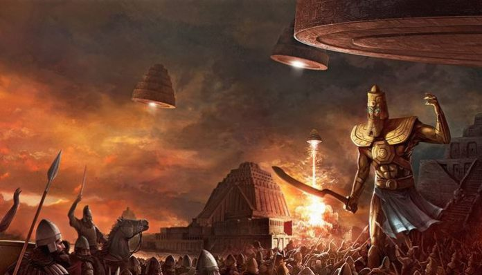 ¿Cuales son las razas alienígenas que han visitado la Tierra?