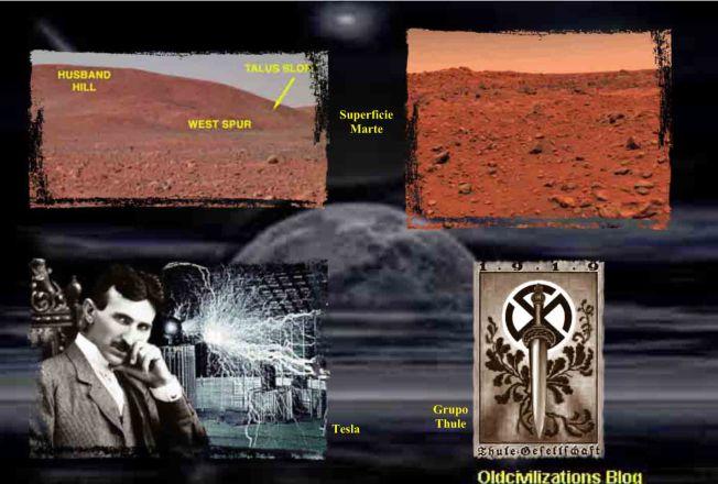 ¿Qué misterios esconde el planeta Marte?