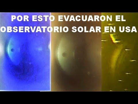 12. El FBI y el ejército americano irrumpen un observatorio solar. Encuentran unas huellas de pisadas en el lecho marino