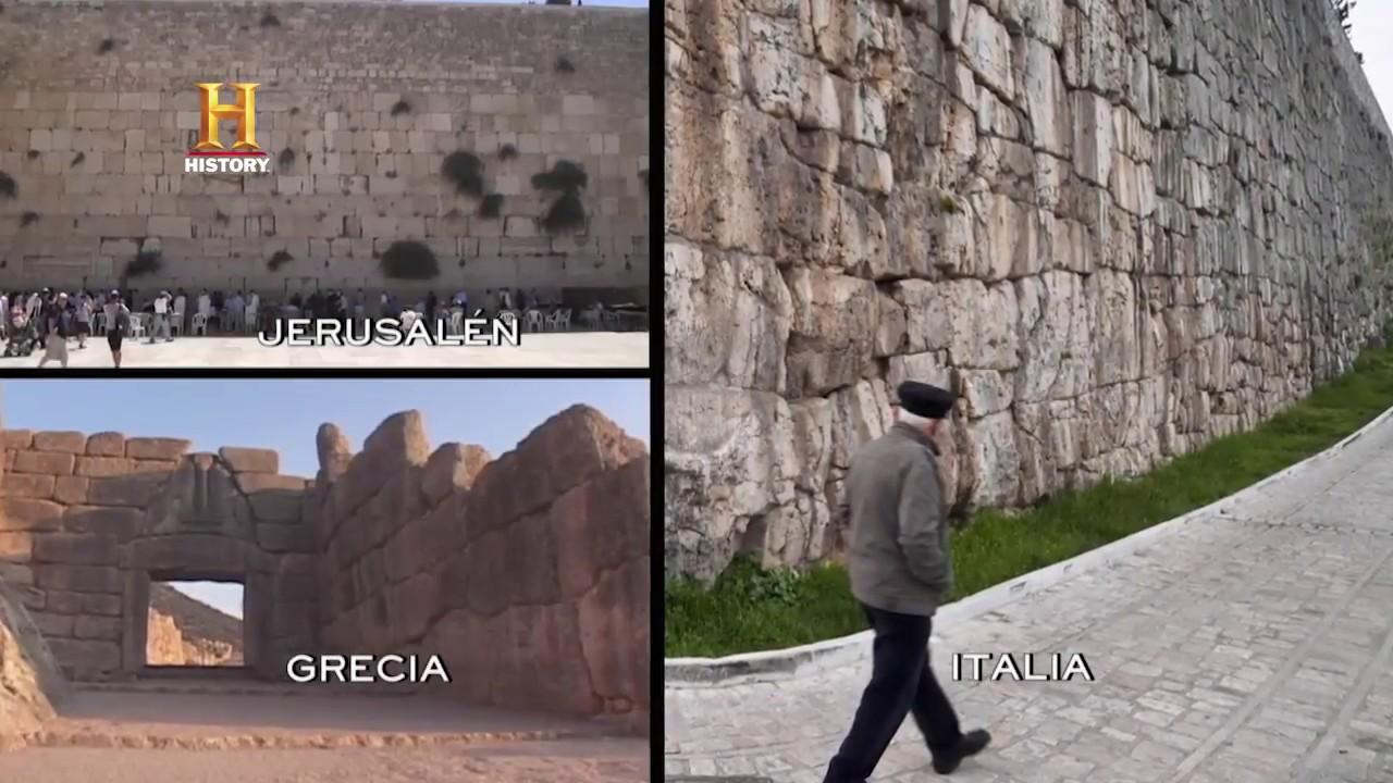 ALIENÍGENAS ANCESTRALES – El misterio de las construcciones milenarias en todo el mundo