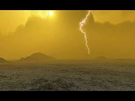 ¿Hay vida en las nubes de Venus?