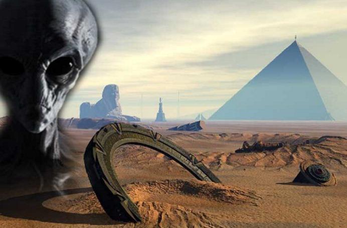 El Templo Solar de Abu Gurab era un STARGATE o Puerta Estelar de seres extraterrestres llamado «Neters»