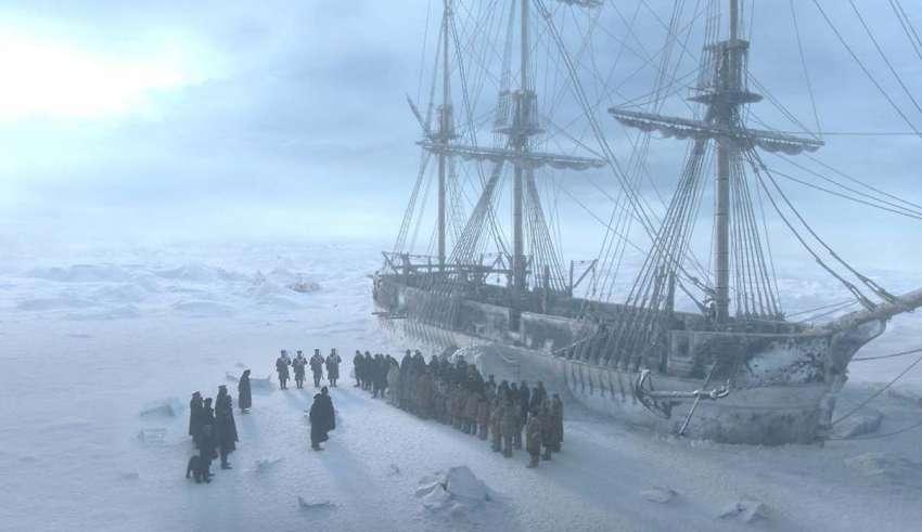 La antigua maldición del HMS Terror se cobra la vida de varias personas en el Ártico Canadiense