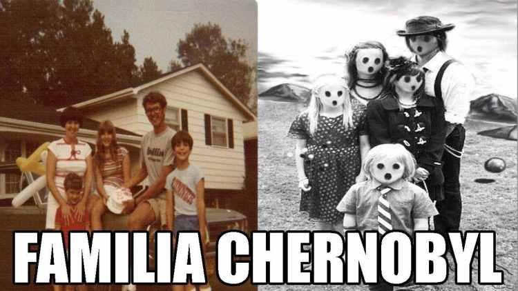 La Familia que Decidió QUEDARSE en Chernobyl