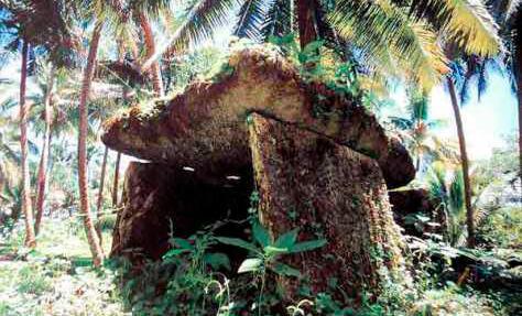Cementerio de gigantes descubierto en el Pacífico
