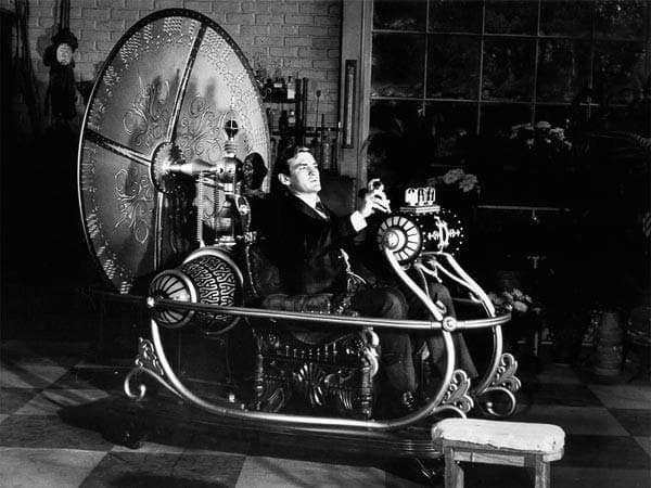 Científico iraní asegura haber creado la máquina del tiempo