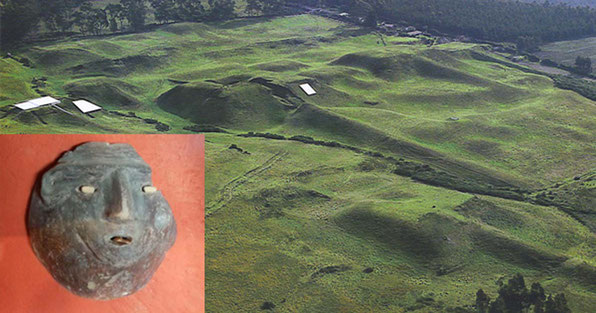Cochasquí: Las inmensas pirámides de Ecuador proporcionan evidencia de una civilización olvidada