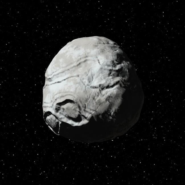 Cruithne, la segunda luna de la Tierra