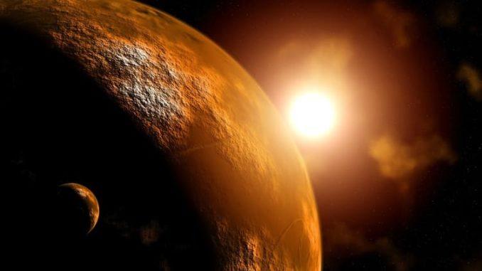 Desaparece todo el metano de la atmósfera del planeta rojo