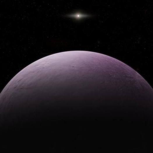 Descubren un pequeño mundo en las afueras del Sistema Solar mientras buscaban el Planeta Nueve