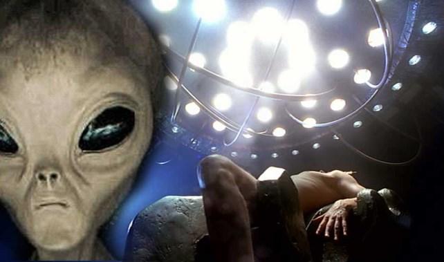 """Detrás del """"secuestro alienígena"""", un engaño perpetrado por fuerzas terrestres ocultas"""