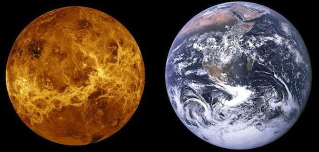 Encuentran evidencias que indican que Venus fue habitable