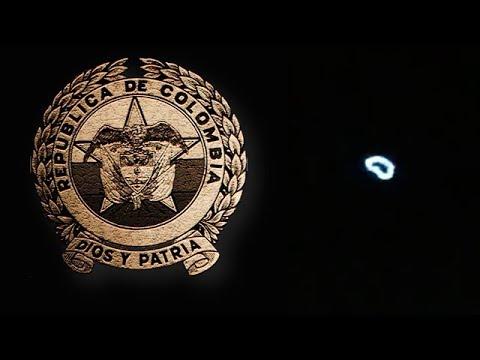 FILTRACIÓN OVNI DE POLICIA NACIONAL DE BOGOTÁ