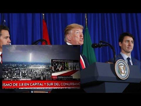 G20 Y SISMO EN ARGENTINA CONEXIÓN O COINCIDENCIA