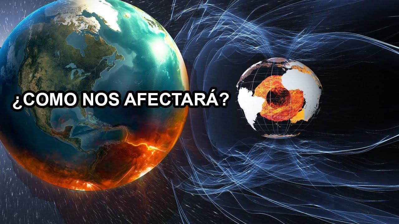 LA INVERSIÓN DE LOS POLOS SE ACERCA