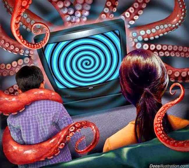 Las teorías de control mental y técnicas utilizadas por los medios de comunicación